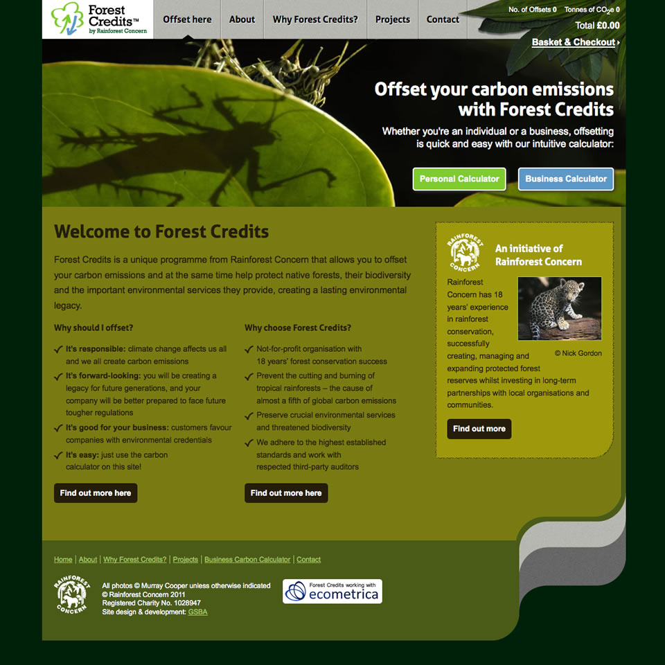 Forest Credits